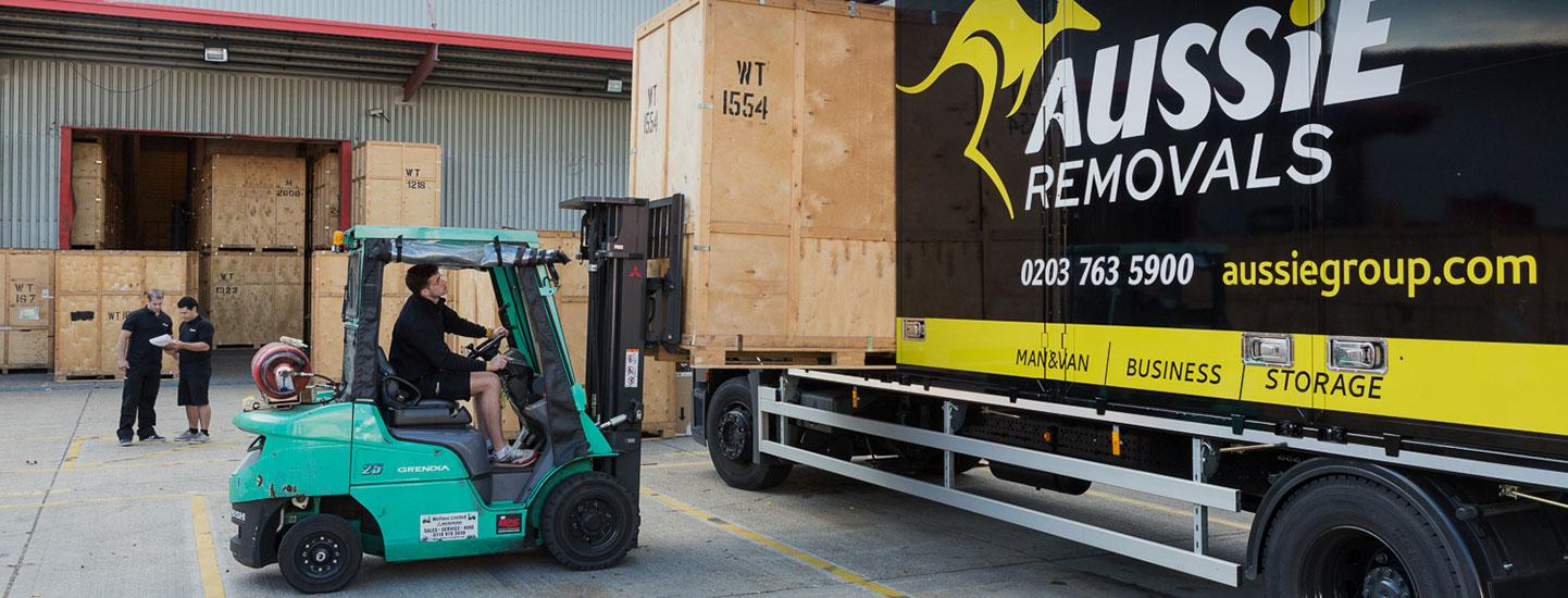 Use Your London Removals Company For Storage