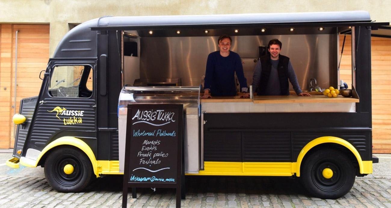 Aussie's Best Sandwich Shops in London