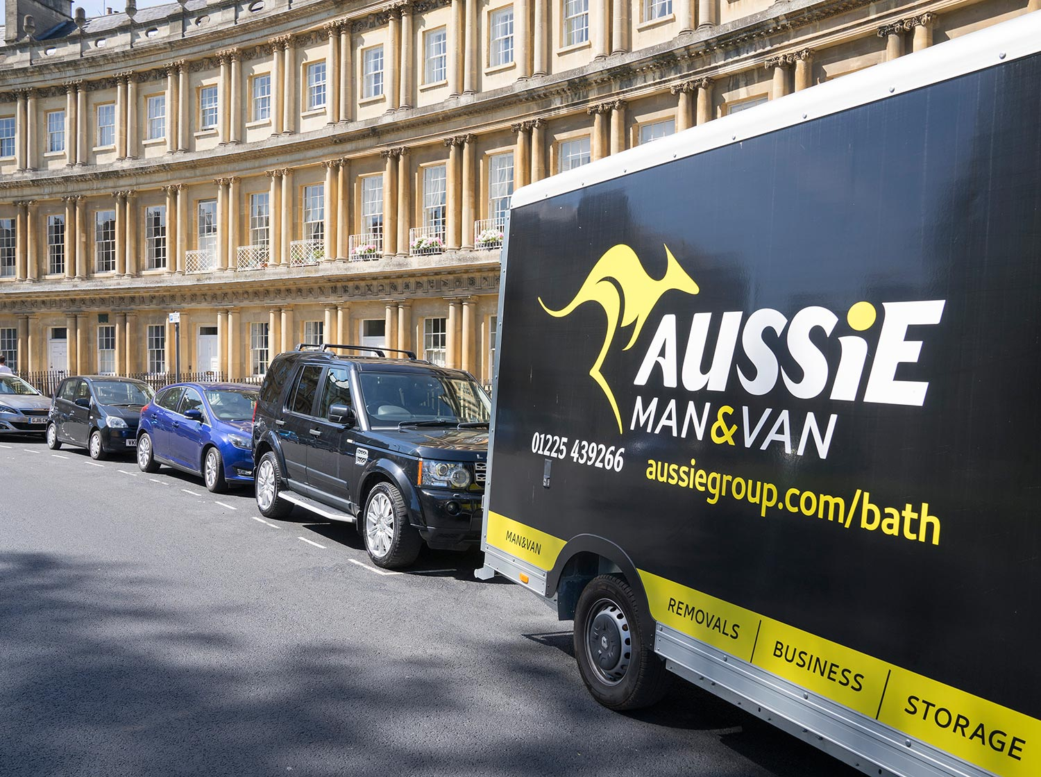Last-Minute or Emergency Removals in Bath and Somerset