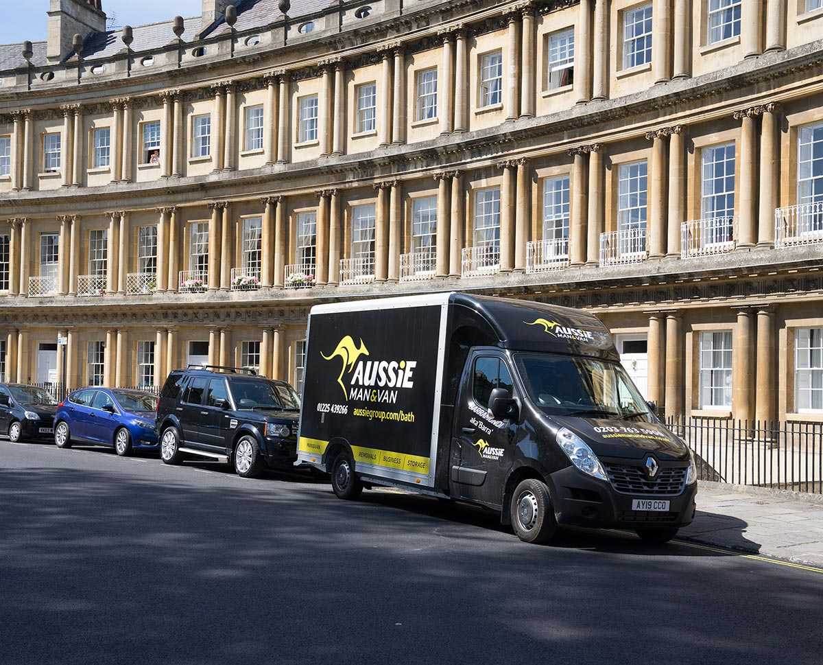 Are You Moving from London to Bath Soon?