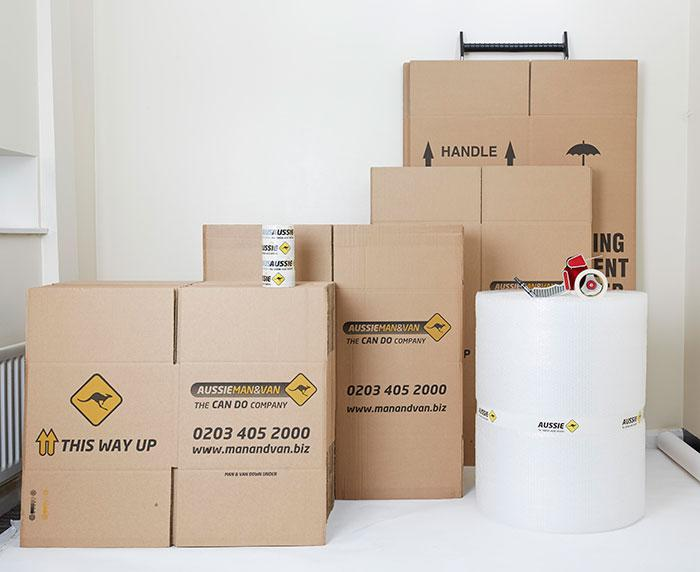 Professional Quality Removals Boxes Delivered to Your Door in London