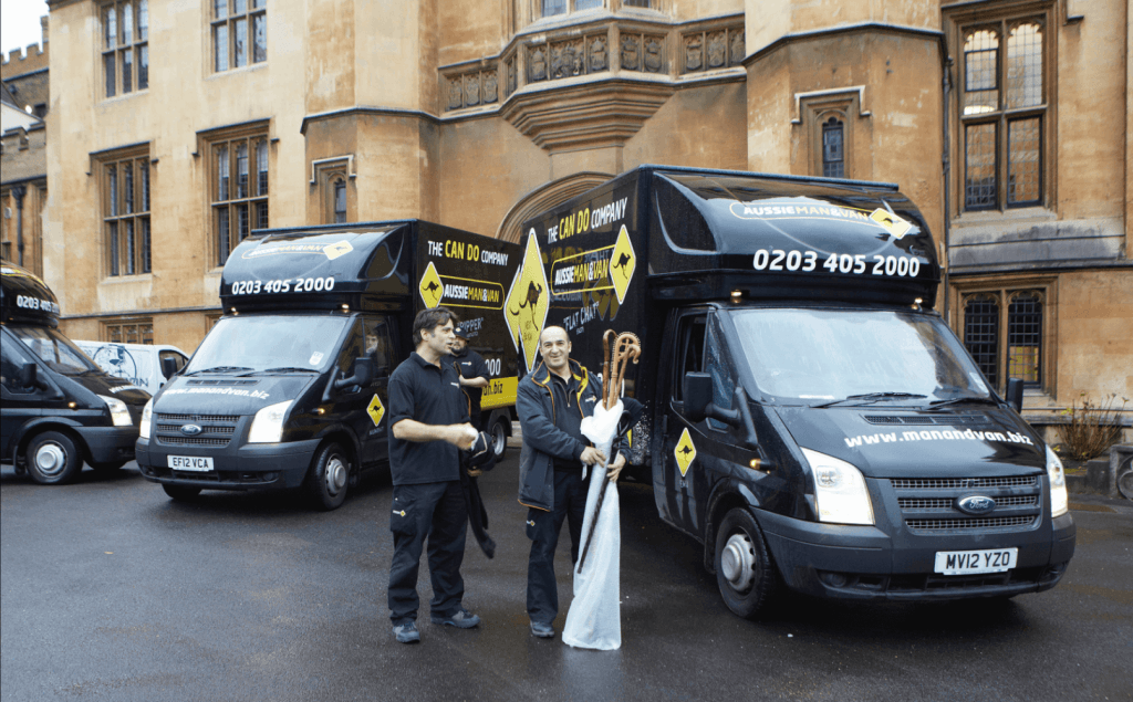 Fine art and antiques removals in london for the archbishop of Canterbury