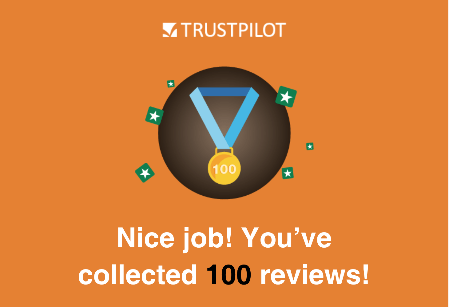 101 Review in TrustPilot Averaging 9.1 out of 10