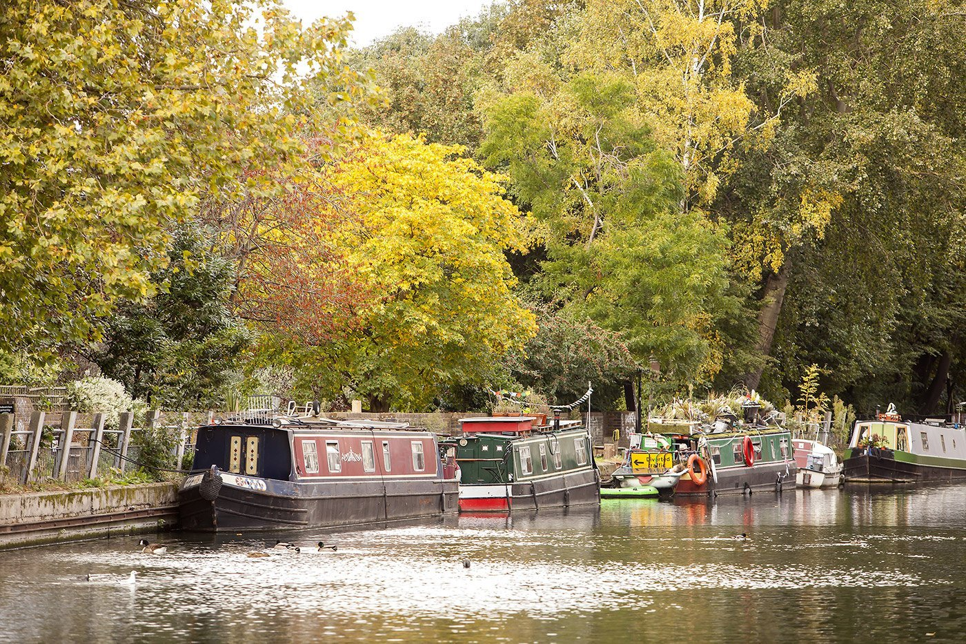 Moving To A Houseboat In London – Part 1