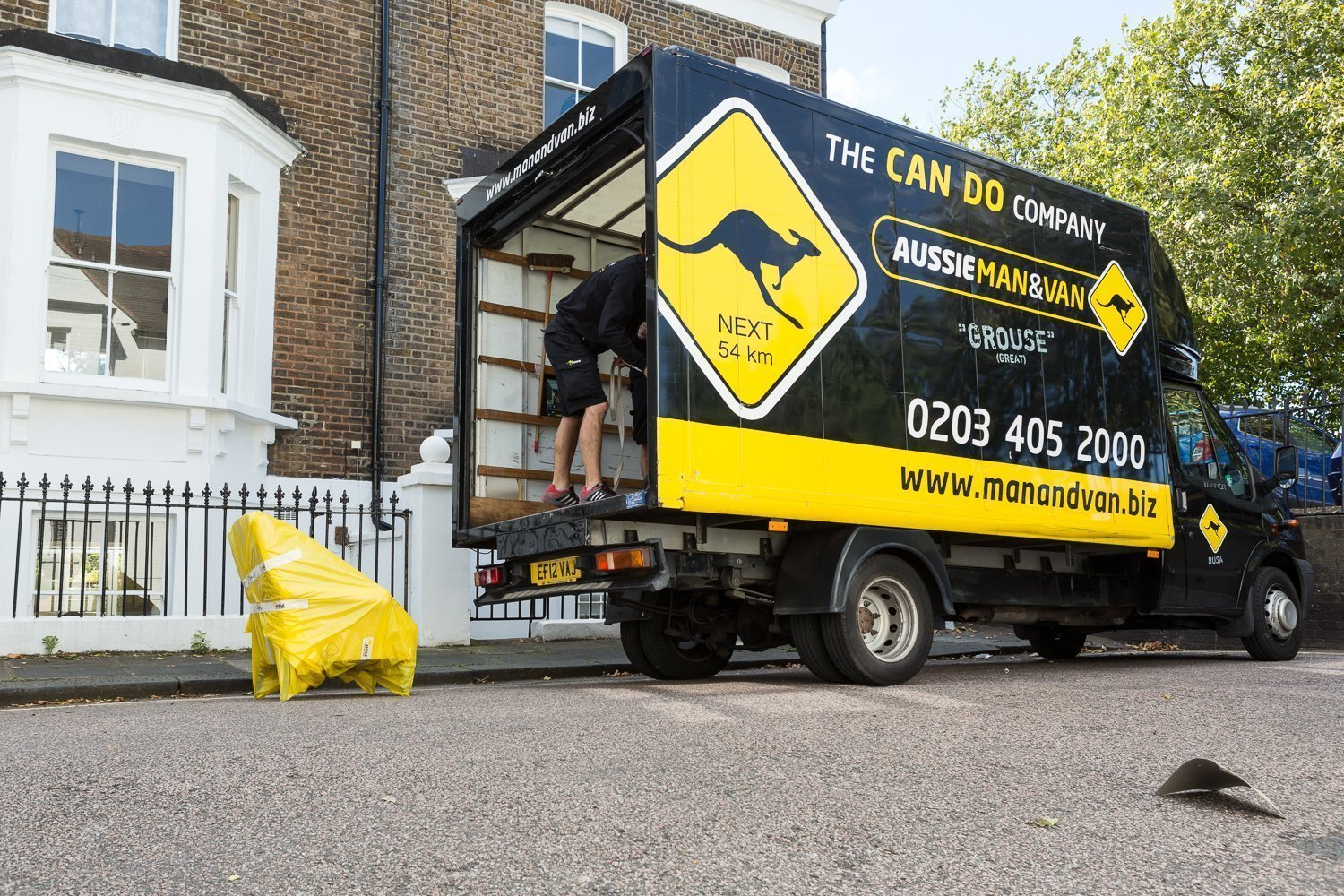 How We Became London's Favourite Man and Van Service