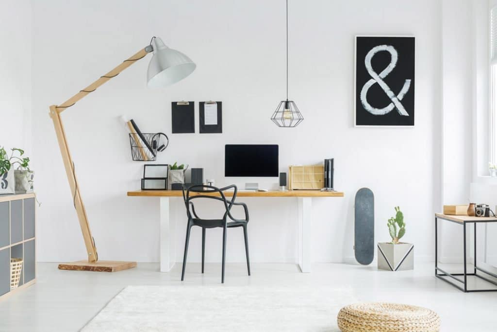 Remote Working – Setting Up a Home Office in London